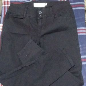 Torrid denim straight leg pants